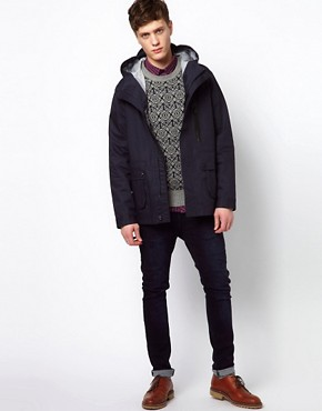 Image 4 ofPlectrum By Ben Sherman Jacket Hooded Waterproof