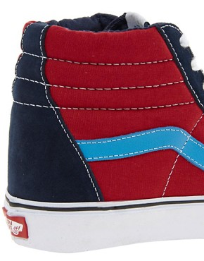 Image 2 ofVans Sk8-Hi Trainers