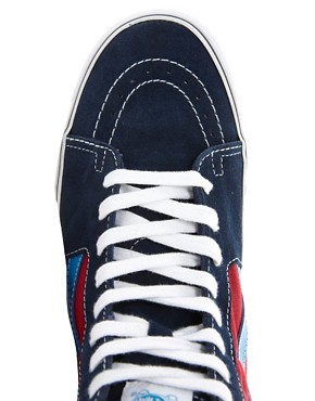 Image 3 ofVans Sk8-Hi Trainers