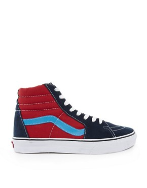 Image 4 ofVans Sk8-Hi Trainers