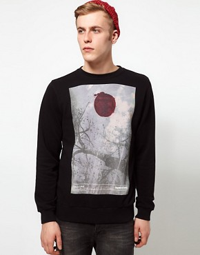 Image 1 ofSupremebeing Crew Sweatshirt Iron Tree Photo Print