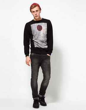 Image 4 ofSupremebeing Crew Sweatshirt Iron Tree Photo Print