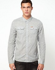 Firetrap Shirt With Floral Print