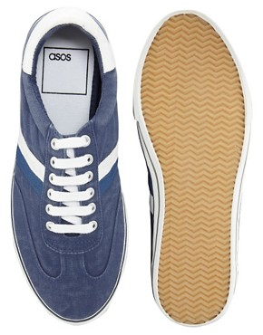 Image 4 ofASOS Retro Trainers