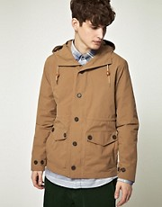 Samsoe &amp; Samsoe Hooded Field Jacket