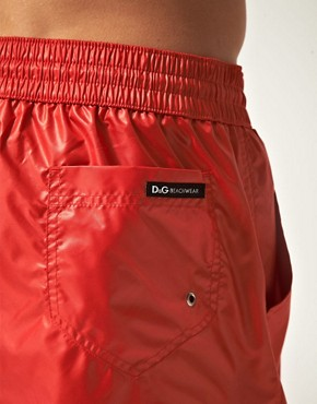 Image 3 ofD&amp;G Plain Swim Short
