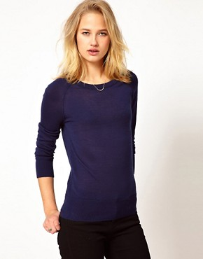 Image 1 ofSelected Knit Jumper