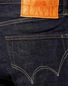 Image 4 ofEdwin Hon Selvage Tapered Straight Jeans