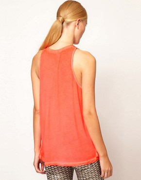 Image 2 ofSass And Bide The Dancer Loose Tank With Drop Armholes