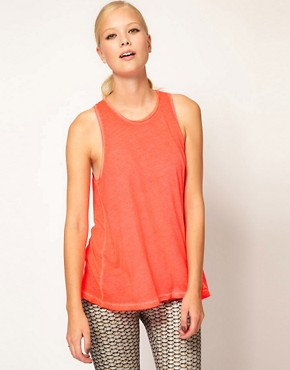 Image 1 ofSass And Bide The Dancer Loose Tank With Drop Armholes