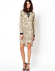 Selected Felizia Long Sleeved Shirt Dress