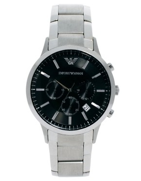 Image 2 ofEmporio Armani AR2434 Chronograph Watch
