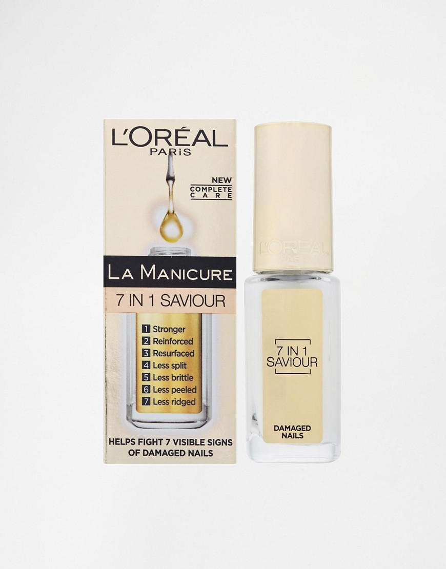 L'Oréal Paris La Manicure 7 in1 Saviour