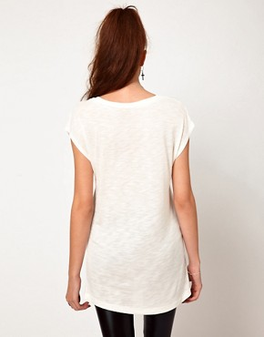 Image 2 ofVero Moda Cross T-Shirt