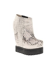 Senso Zeno Platform Wedge Ankle Boots
