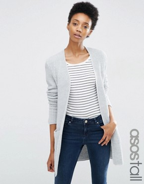 ASOS TALL Ultimate Chunky Cardigan