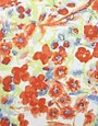 Image 4 ofASOS Floral Print Pocket Shopper Bag
