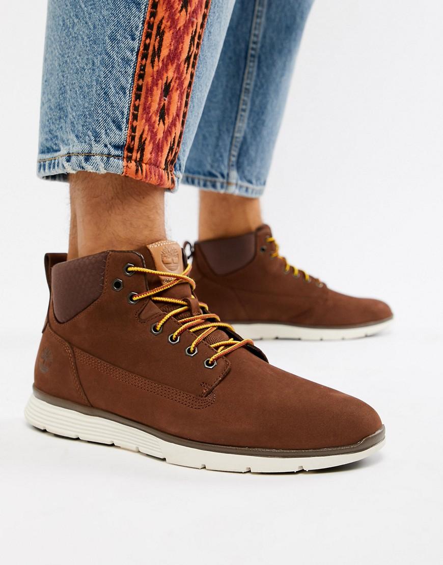 Timberland - Killington - Chukka boots in bruin - Bruin