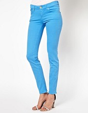 7 For All Mankind Super Stretch Color Jeans