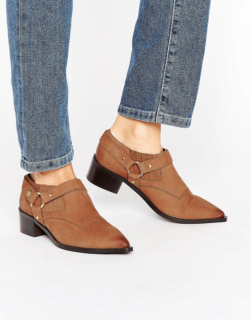 office-firecracker-tan-leather-western-shoe-boots-tan