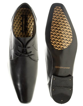 Image 3 ofBase London Eastfields Lace-up Shoes
