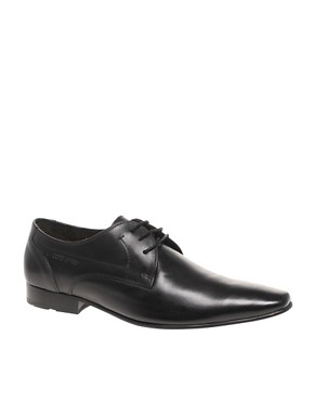 Image 1 ofBase London Eastfields Lace-up Shoes