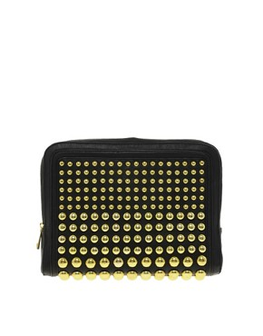 Image 1 ofASOS Dome Stud Clutch
