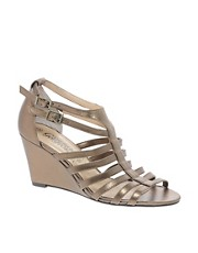 New Look Roman Gladiator Wedge Sandals