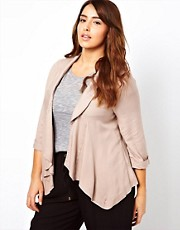 New Look Inspire Waterfall Blazer