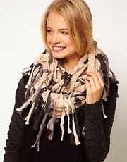 ASOS Multi Tassel Snood