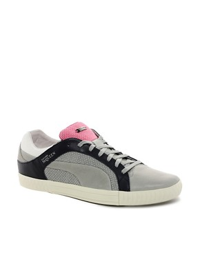 Image 1 ofAlexander McQueen for Puma Street Climb Low Trainers