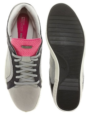 Image 3 ofAlexander McQueen for Puma Street Climb Low Trainers