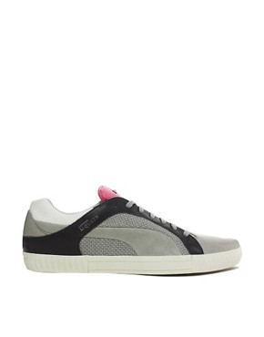 Image 4 ofAlexander McQueen for Puma Street Climb Low Trainers