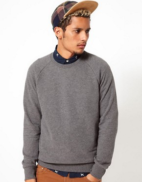 Image 1 ofCarhartt Crew Sweatshirt Holbrook
