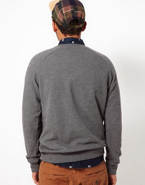 Image 2 ofCarhartt Crew Sweatshirt Holbrook