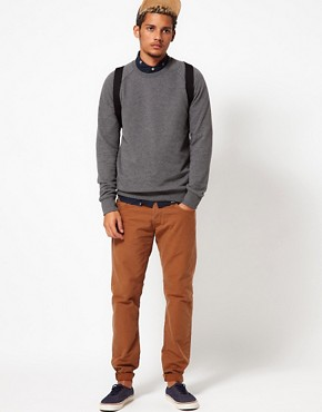 Image 4 ofCarhartt Crew Sweatshirt Holbrook