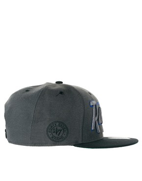 Image 4 of47 Brand Snapback Cap NY Rangers