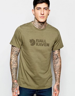 Fjallraven T-Shirt with Logo