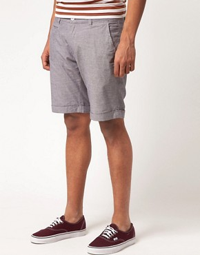 Image 1 ofSelected Three Paris Chambray Chino Short