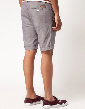 Image 2 ofSelected Three Paris Chambray Chino Short