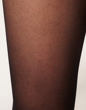 Image 2 of Wolford Luxe Super Transparent Tights