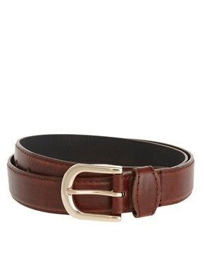 Image 1 ofASOS Vintage Chino Belt