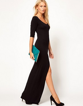Image 4 ofLove Maxi Dress with Side Split