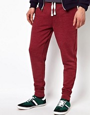 Pantaln de chndal pitillo de ASOS