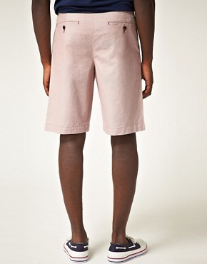 Image 2 ofBen Sherman Fine Stripe Short