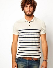 ASOS Stripe Polo