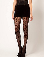 Pretty Polly Squiggly Tights