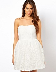 True Decadence Prom Dress In Lace