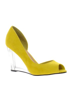 Image 1 ofASOS PICCOLO Wedges