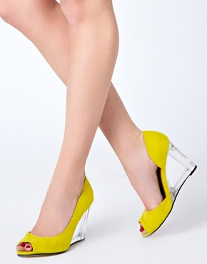 Image 3 ofASOS PICCOLO Wedges